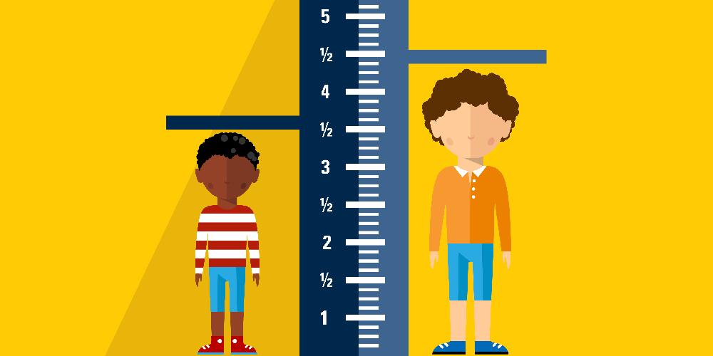 Маленький рост у детей