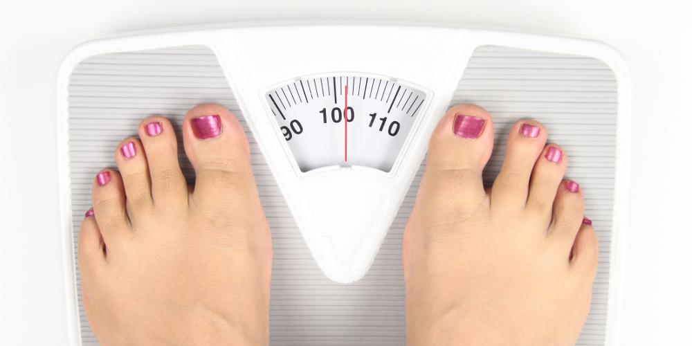 Возрастное увеличение веса тела