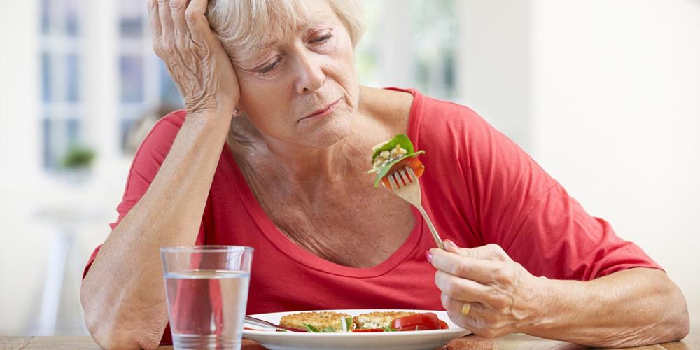 Возрастные изменения в регуляции аппетита