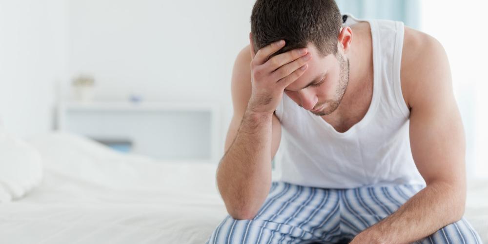 Возрастные изменения репродуктивной системы в мужском организме
