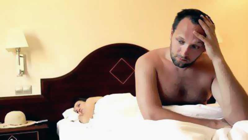 Порно с мужской преждевременной эокуляцией