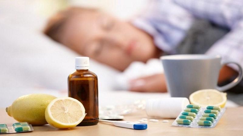 Лечение простуды лекарствами