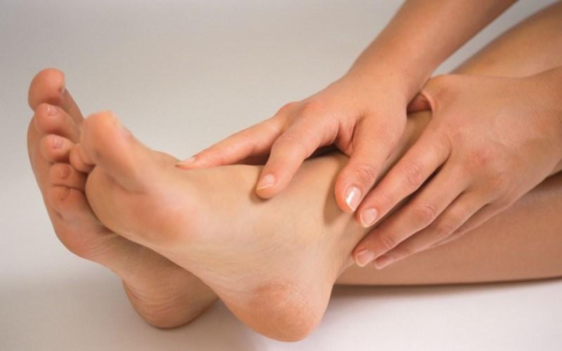 Неприятный запах стопы ног