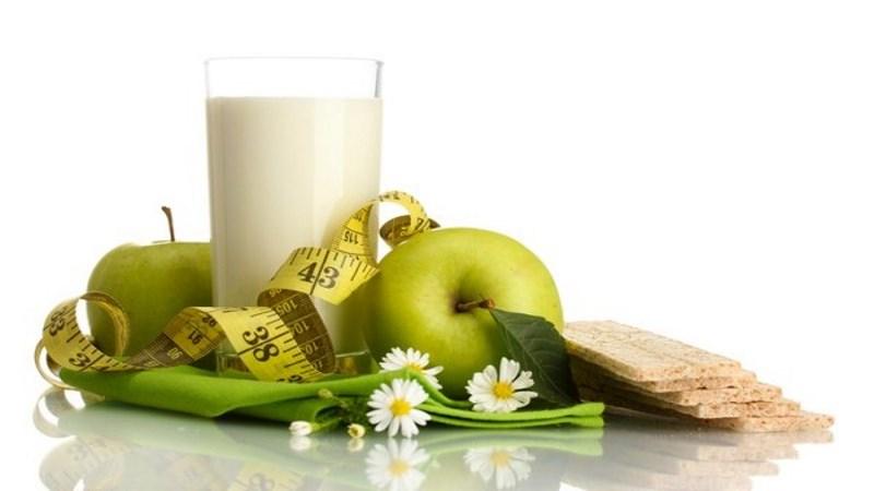 Яблочно-кефирная диета
