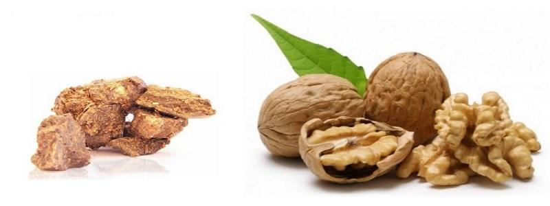 Прополис и грецкий орех