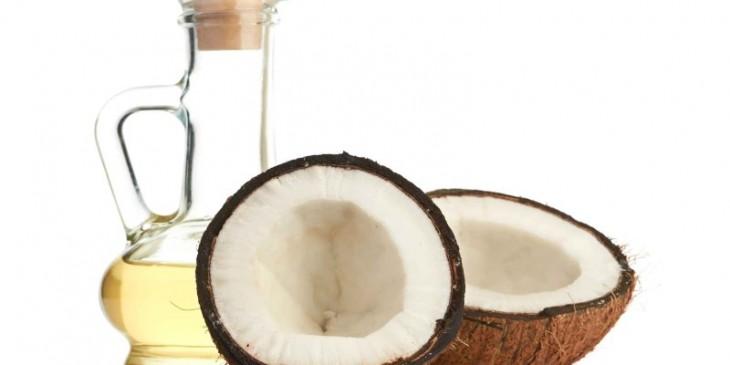 Кокосовое масло из кокоса